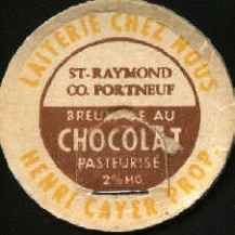 Vintage bottle caps from the 1950' Photo credit: lateriesduquebec.com