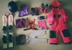 The Little Skier Gear Check-List
