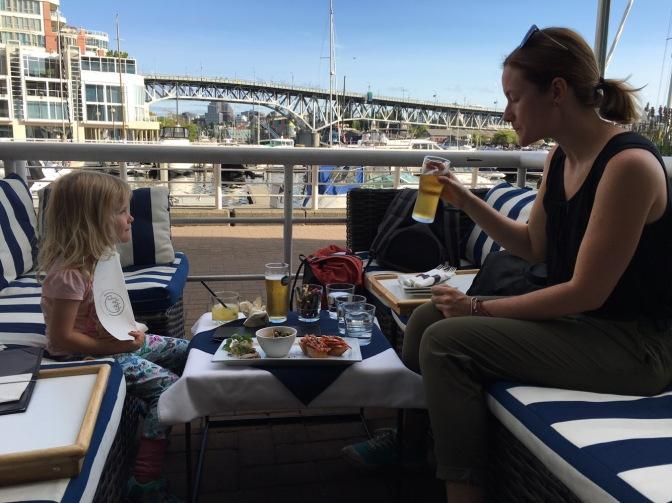 tapas bar in harbour