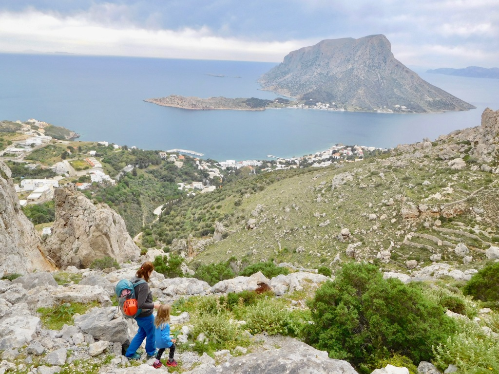 HikinginKalymnos